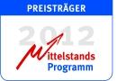 Logo Preisträger Mittelstandsprogramm 2012